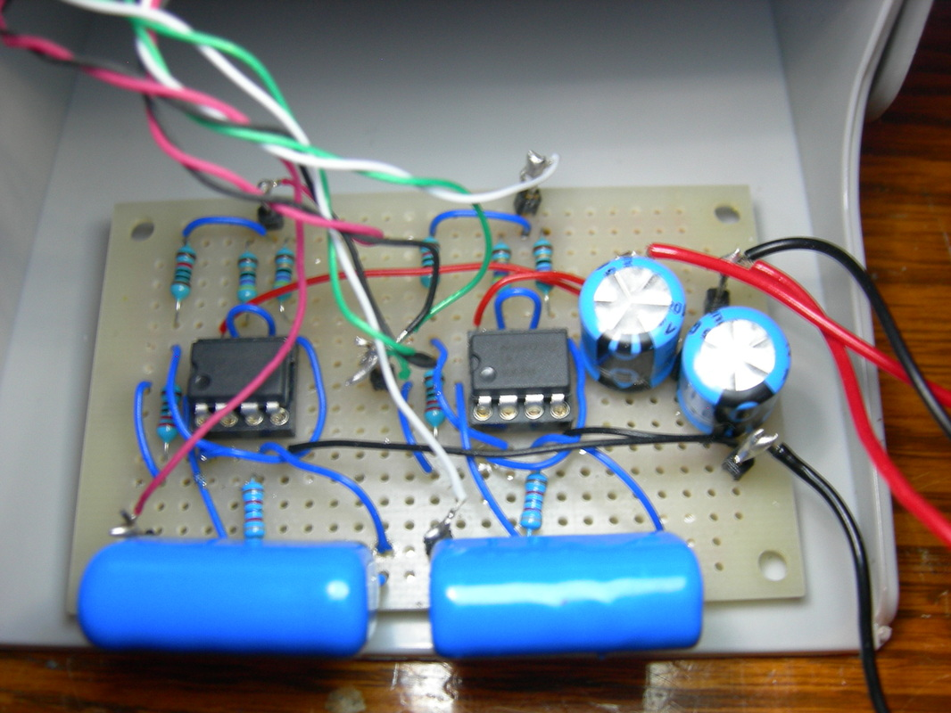 Scottelectron My Apheared 47 Headphone Amplifier Lifier Circuit Schematic His Excellent Page On This Design Is Here Http Benfeistcom How To Build The For Grado Headphones